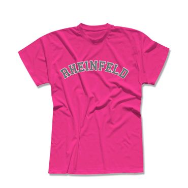 Rheinfeld T-Shirt Herren College Style Geschenk Präsent Dormagen 7 Farben XS-5XL – Bild 11