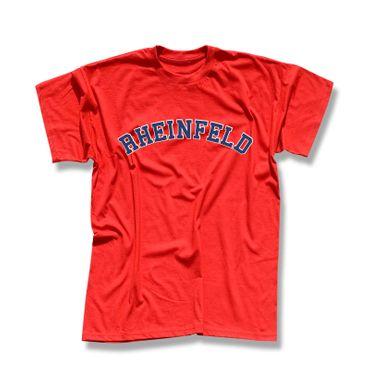 Rheinfeld T-Shirt Herren College Style Geschenk Präsent Dormagen 7 Farben XS-5XL – Bild 25