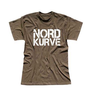 T-Shirt Nordkurve Stadion Fan Sport Liga Verein Ultras 13 Farben Herren XS - 5XL – Bild 9