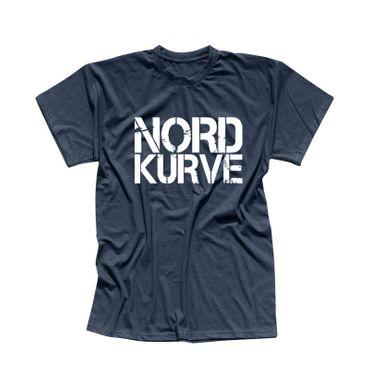 T-Shirt Nordkurve Stadion Fan Sport Liga Verein Ultras 13 Farben Herren XS - 5XL – Bild 11