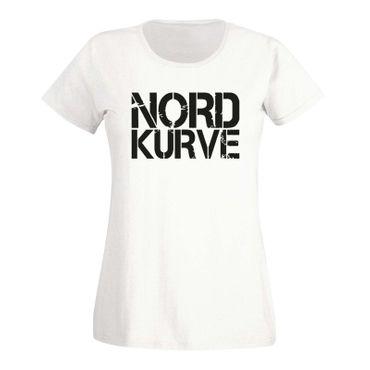 T-Shirt Nordkurve Stadion Fan Sport Liga Verein Ultras 15 Farben Damen XS - 3XL – Bild 4
