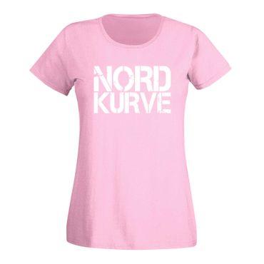 T-Shirt Nordkurve Stadion Fan Sport Liga Verein Ultras 15 Farben Damen XS - 3XL – Bild 6