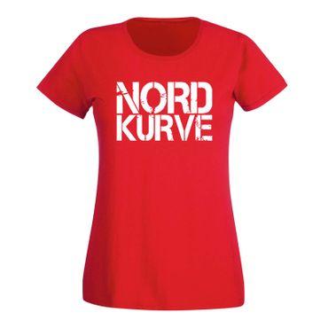 T-Shirt Nordkurve Stadion Fan Sport Liga Verein Ultras 15 Farben Damen XS - 3XL – Bild 15