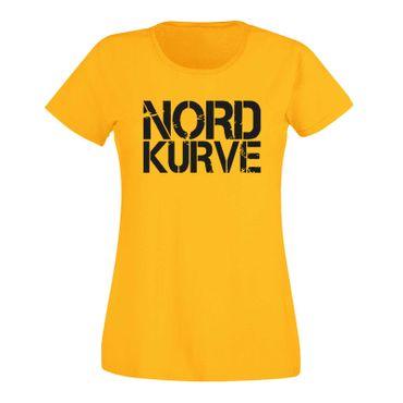 T-Shirt Nordkurve Stadion Fan Sport Liga Verein Ultras 15 Farben Damen XS - 3XL – Bild 17