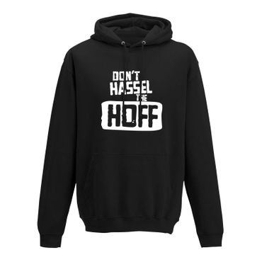 Hoodie Keep Calm don't Hassel the Hoff Baywatch Freedom 10 Farben Herren XS-5XL – Bild 1