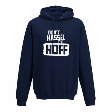 Hoodie Keep Calm don't Hassel the Hoff Baywatch Freedom 10 Farben Herren XS-5XL – Bild 7