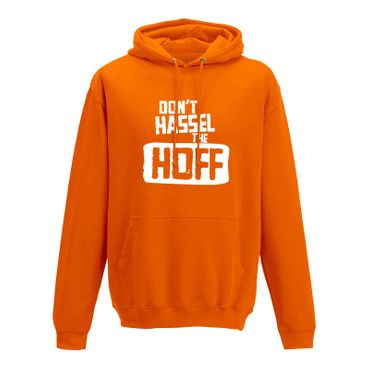 Hoodie Keep Calm don't Hassel the Hoff Baywatch Freedom 10 Farben Herren XS-5XL – Bild 11