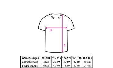 T-Shirt Grundschule/Realschule Schulanfang Geschenk 10 Farben Kinder 98 - 164 – Bild 2