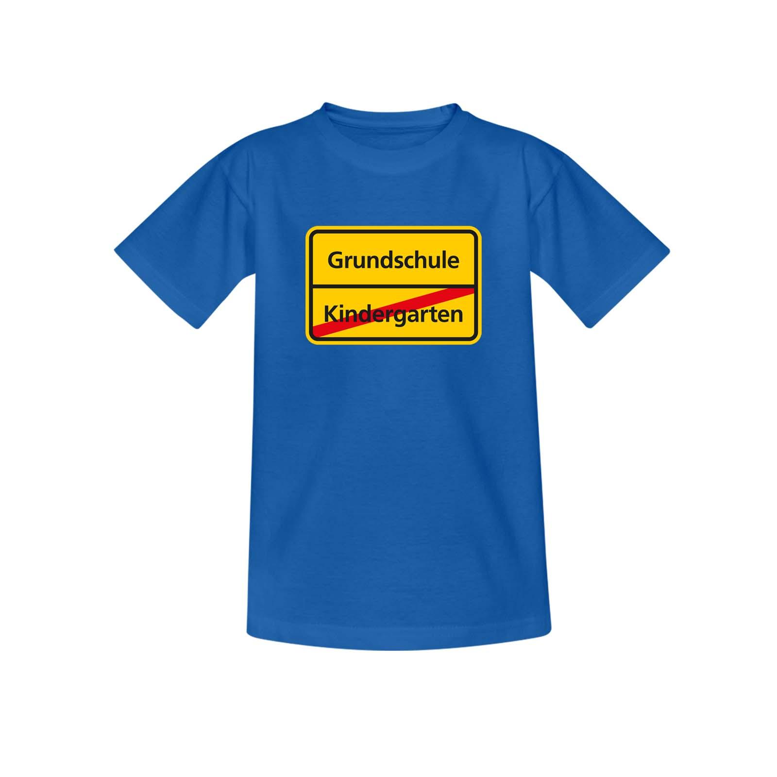 Klasse 10 Farben Kinder 98-164 T-Shirt Kindergarten//Grundschule Einschulung 1