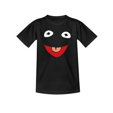 T-Shirt Frosch Kostüm Karneval Fasching Sesamstraße 10 Farben Kinder 98 - 164 – Bild 3