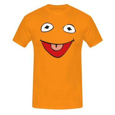 T-Shirt Frosch Kostüm Karneval Fasching Sesamstraße 13 Farben Herren XS - 5XL – Bild 14
