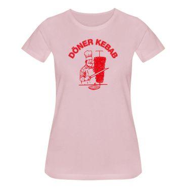 T-Shirt Döner Kebab Imbiss Karneval Party Kostüm lustig 15 Farben Damen XS - 5XL – Bild 6