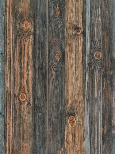 Wallpaper wood design board brown grey AS Creation 9086-12 online kaufen