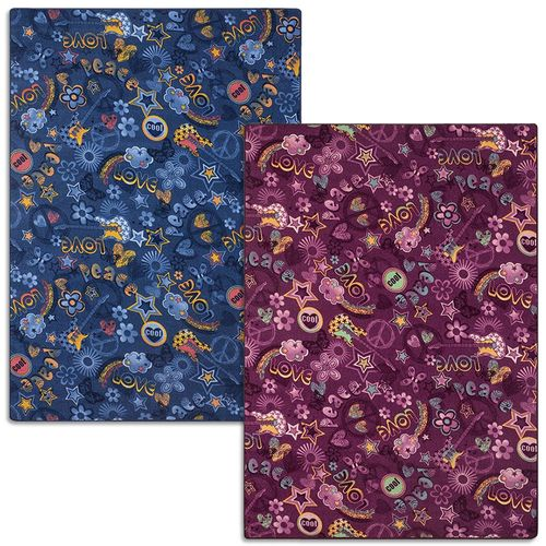 Design Carpet Retro Paisley 133 x 190 cm Pop Love Design online kaufen