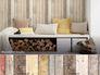 Vliestapete livingwalls Kombinationsmöglichkeiten New England 2 Holz-Optik beige braun 8951-10 10