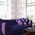 Vliestapete livingwalls Sofa New England 2 Stein-Optik braun weiß 9078-13 5