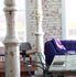 Vliestapete livingwalls Wohnzimmer New England 2 Stein-Optik braun weiß 9078-13 7