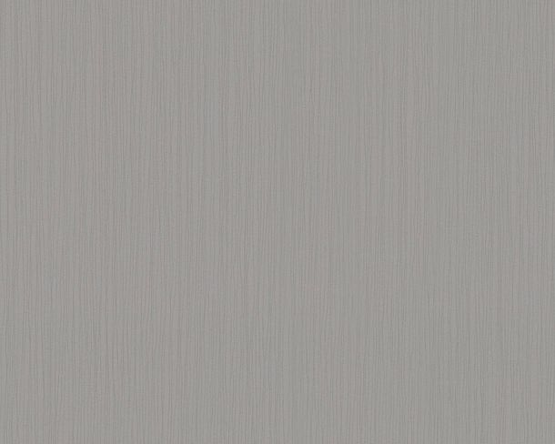 Wallpaper Non-Woven structure striped grey brown 9130-74