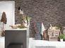 AS Creation Wood'n'Stone Küche Vliestapete Stein Steintapete 9142-17 Steinmauer 5