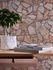 AS Creation Wood'n'Stone Regal Vliestapete Steinmosaik beige grau 9273-16 5