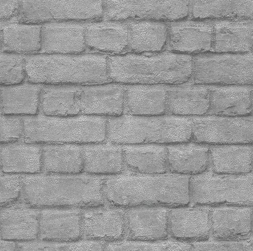 Teen's Wallpaper Stone silver Metallic Rasch 226751 online kaufen