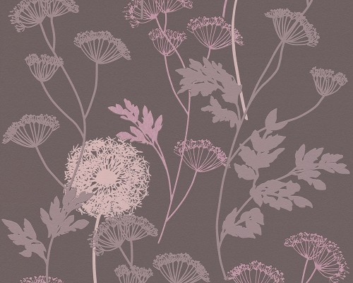 Wallpaper non-woven flowers pink Life 3 3029-39