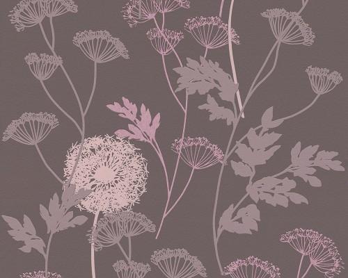 Tapete Vlies Blumen pink beige livingwalls 3029-39 online kaufen