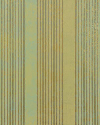 Vliestapete Streifen grün gold Marburg La Veneziana 53103 online kaufen