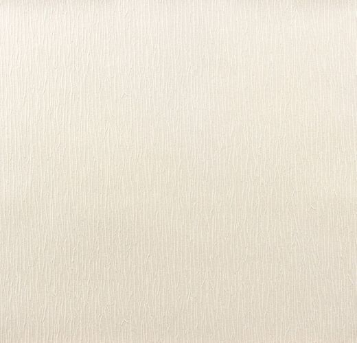 Tapete Vinyl Uni Wellenstruktur creme AS 3018-26