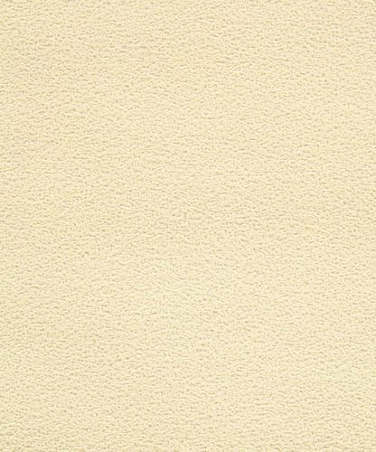 Wallpaper Rasch texture plain design cream Prego 489552