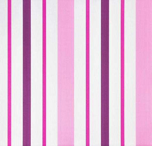 Wallpaper kids Boys & Girls stripes white 8983-19 online kaufen