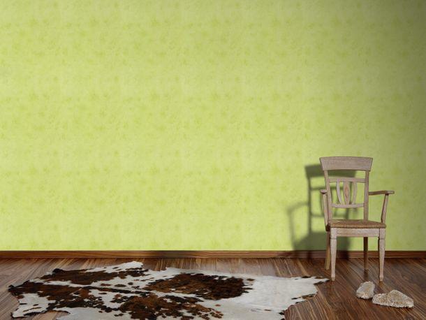 Tapete Struktur Uni apfelgrün 6888-66 online kaufen
