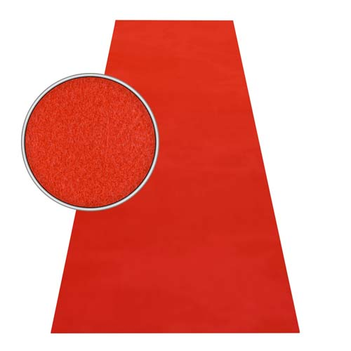 Red Carpet VIP runner rug wedding event carpet | 200cm online kaufen