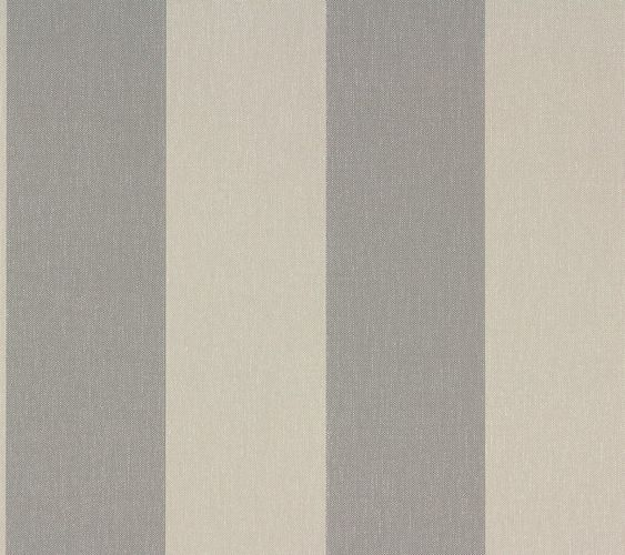 Wallpaper AS Creation Elegance stripes grey 1815-10 online kaufen