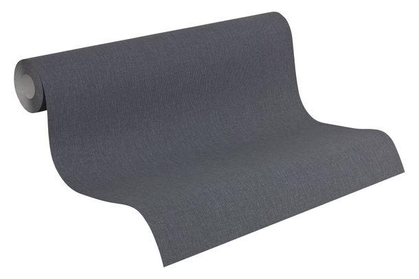 Wallpaper plain grey AS Creation Elegance 2117-74