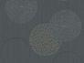 Tapete Modern Kreise 3D anthrazit grau taupe 93791-1 AS Creation Spot 3 2