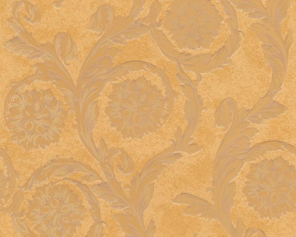 Versace Home wallpaper baroque beige brown 93588-2