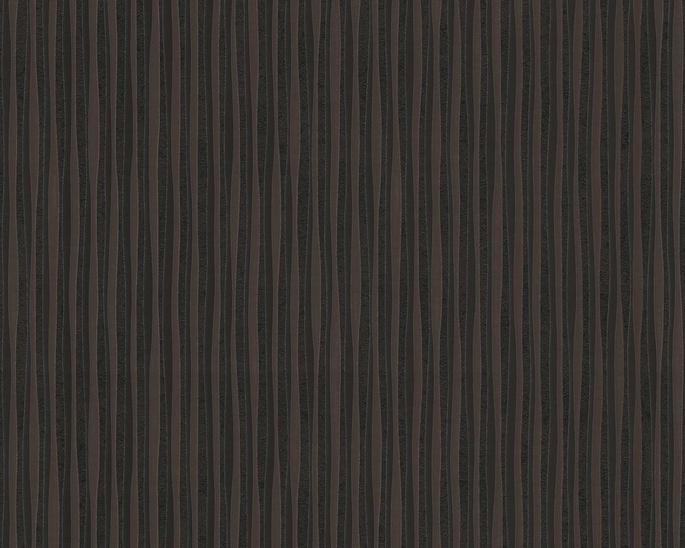 versace home tapete streifen modern schwarz braun 93590 4. Black Bedroom Furniture Sets. Home Design Ideas