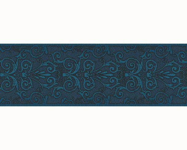 Versace Home wallpaper baroque texture turquoise 93547-4 online kaufen