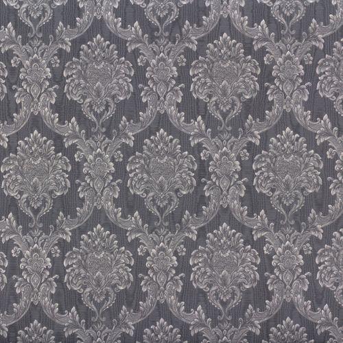 Bestseller Tapete Rasch Satintapete Klassik Barock 147933 grau-blau online kaufen