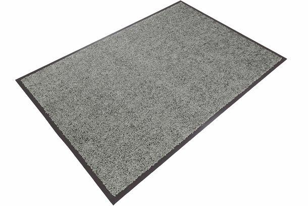 Proper Tex Schmutzfangmatte Fussmatte Türmatte Eingangsmatte 5 Größen in grau online kaufen