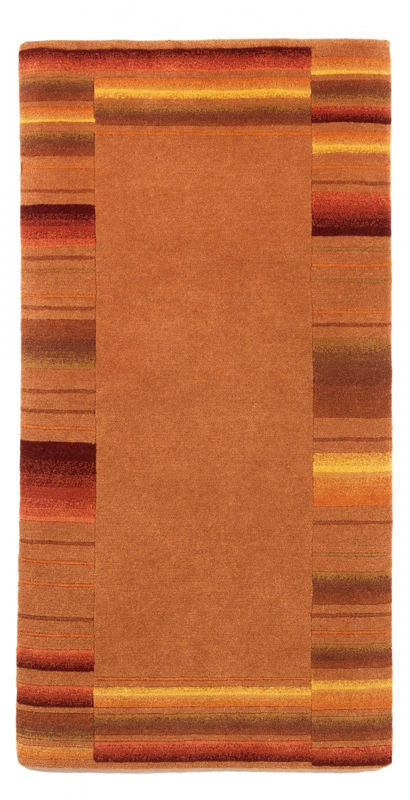 teppich patana handgekn pft original nepal 73x141braun. Black Bedroom Furniture Sets. Home Design Ideas