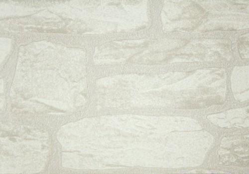 Marburg Vliestapete 50812 Mauer Steinwand weiß online kaufen
