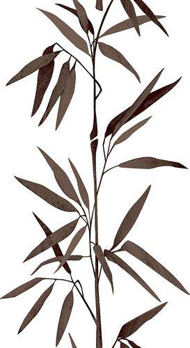 Pop Up Panel 35x250cm selbstklebend Bambus braun online kaufen