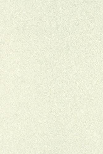 Glööckler wallpaper textured design cream white gloss 54449 buy online