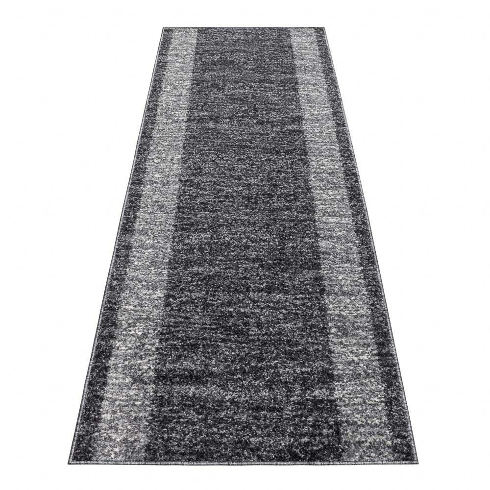 l ufer br cke teppich l ufer venus anthrazit grau 80 cm breite ebay. Black Bedroom Furniture Sets. Home Design Ideas