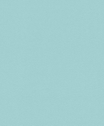 Non-Woven Wallpaper Structured turquoise Rasch 740080