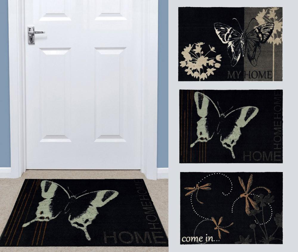 astra fussmatte schmutzfangmatte cardea libellen 50x70cm. Black Bedroom Furniture Sets. Home Design Ideas