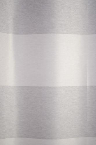 Ösenschal Homing Burbank Vorhang blickdicht 140x245 573523 Streifen silber online kaufen