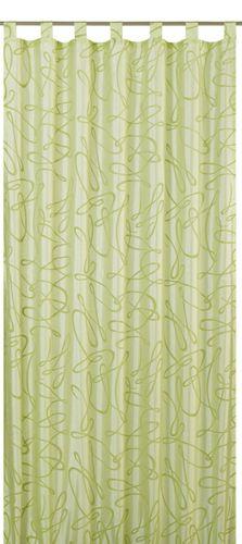 Schlaufenschal Free blickdicht grün 172312 online kaufen